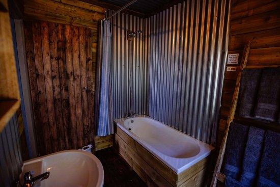 North Yorkshire, UK: Bathroom