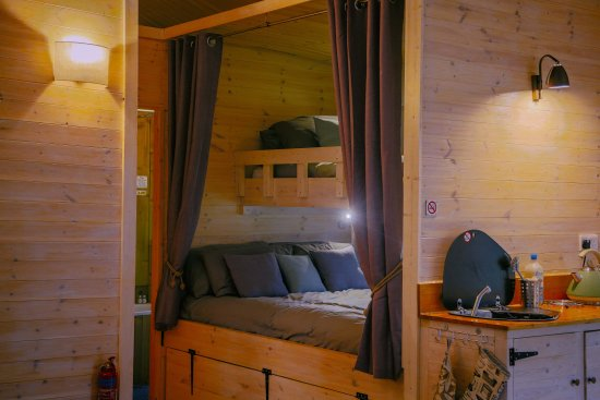 Yorkshire del nord, UK: Bunk beds