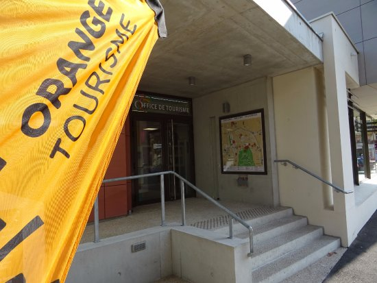 office de tourisme orange