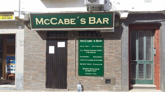 McCabe Bar
