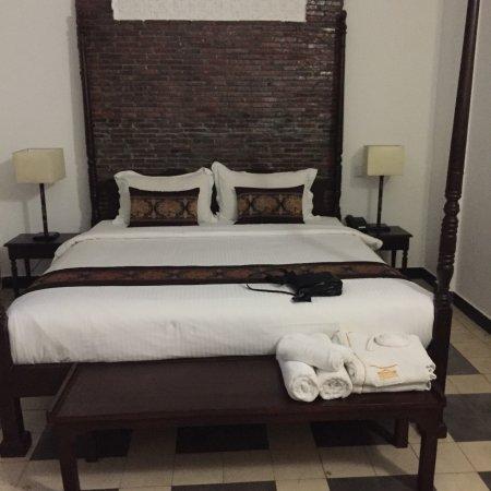 Geweldig hotel, een oase van rust
