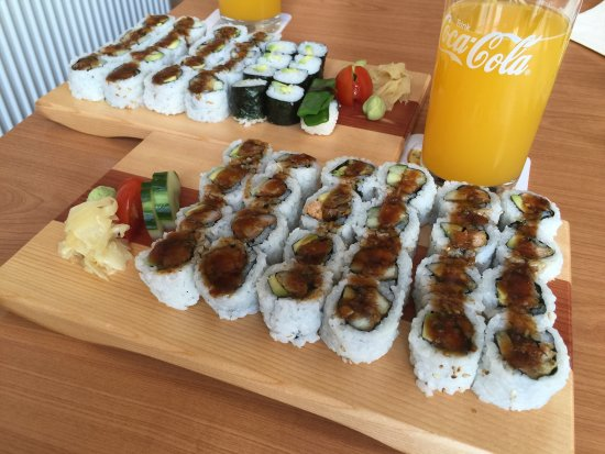mijori sushi bar l beck restaurantanmeldelser tripadvisor. Black Bedroom Furniture Sets. Home Design Ideas