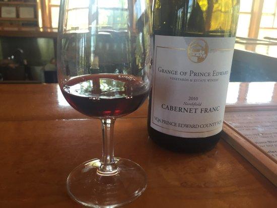 The Grange of Prince Edward Vineyards and Estate Winery: photo1.jpg