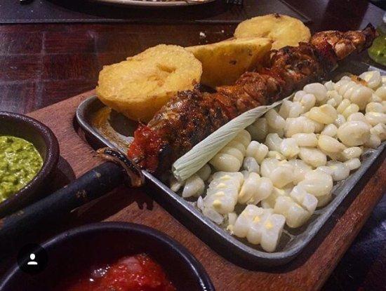 Restaurant criollo de Acurio! No es tan Caro, y la calidad es demasiado alta. Recomiendo probar