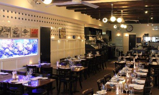 Lucius Seafood Restaurant: Restaurant Lucius interieur