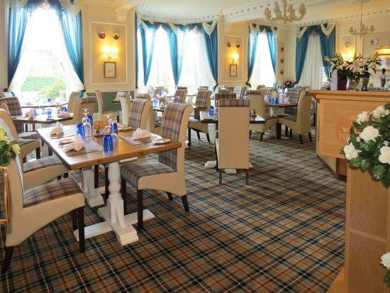 Edzell, UK: Glenesk Hotel Fairways Restaurant