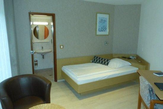 Hotel Aquarius: Einzelzimmer