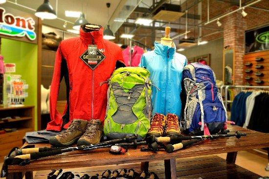 Mt.Fuji Mountaineering rental shop La Mont