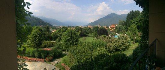 Park Hotel Villa Belvedere: Panoramablick