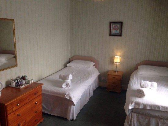 Kendal, UK: Twin en-suite room