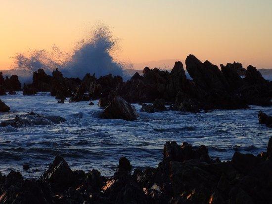 Pringle Bay, Sudafrica: An Angry Sea