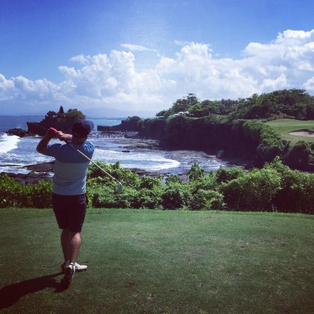 Nirwana Bali Golf Club: Signature 7th