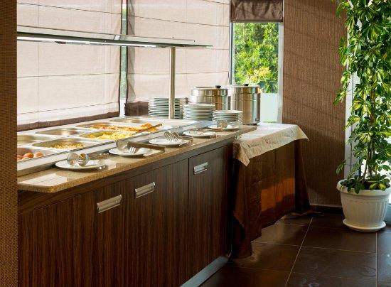 Hotel Regatta Palace: restaurant