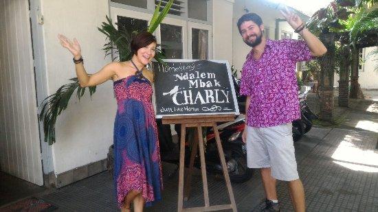 Ndalem Mbak Charly