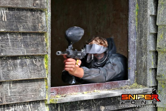 Paintball Sniper Zone