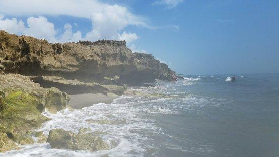 Hobe Sound, Floride : Blowing Rocks Preserve