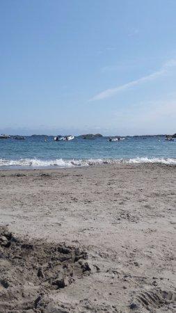 Oddane Sand Camping Foto