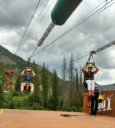 Sleeping Giant Zipline