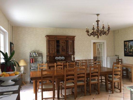 Ecole des Trois Ponts : Dining Area