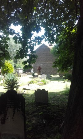 Isle of Sheppey, UK: Cemetery View