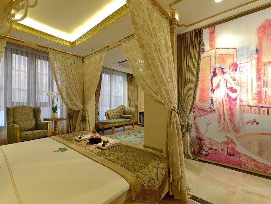 Hotel Sultania: Harem Suite room
