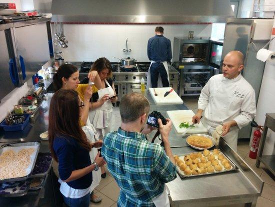 Nizza Monferrato, İtalya: cooking class