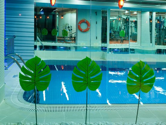 Hotel Sultania: Indoor Swimming Pool