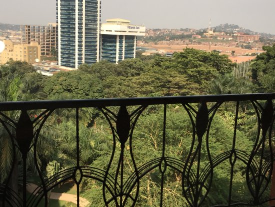 Kampala Serena Hotel Photo