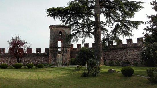 Castellaro Lagusello, Italy: Villa Arrighi