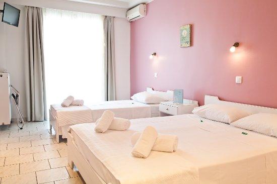 Melissanthi Hotel : Triple Room