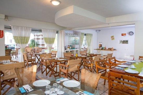 Melissanthi Hotel : Breakfast Buffet