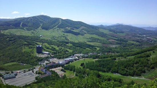 Mt. Shiribetsudake