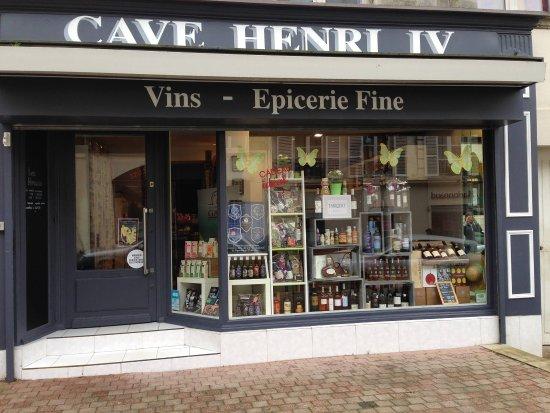 CAVE HENRI IV