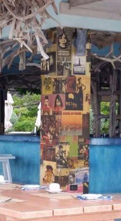 Goldeneye Resort: Bizot Bar