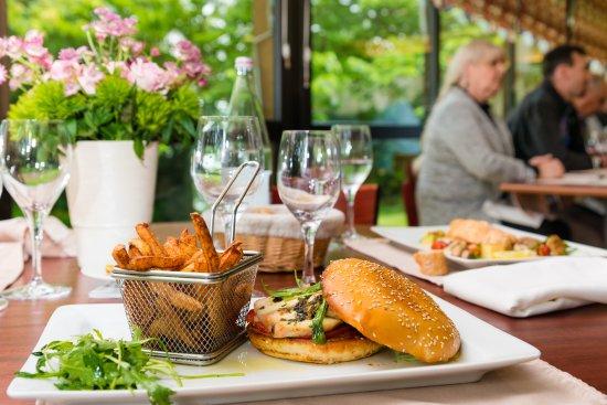 Cesson-Sevigne, Francia: restaurant