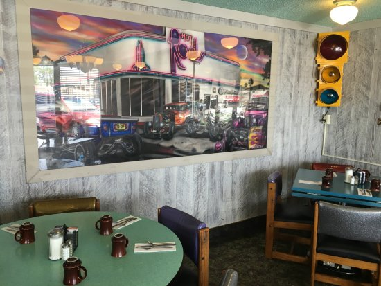 1950s Style Decor Picture Of Mel 39 S Diner Yakima