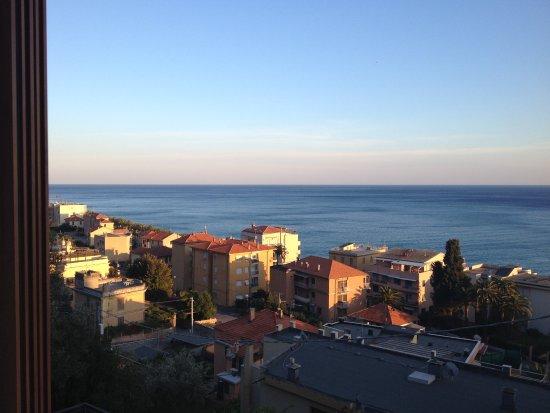 Casa per Ferie San Francesco : Un tramonto in quel di Varigotti