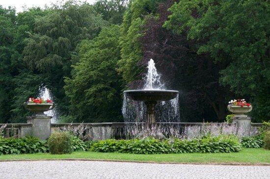 Orangerie im Park Sanssouci: Fuente en la Orangerie