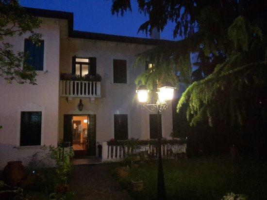 Villa Crispi: Garden view