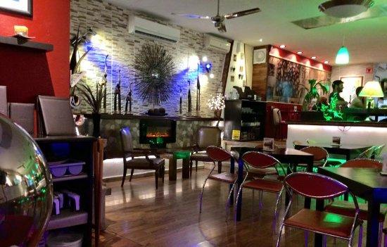 Kubli's Cafe Bistro: Lounge