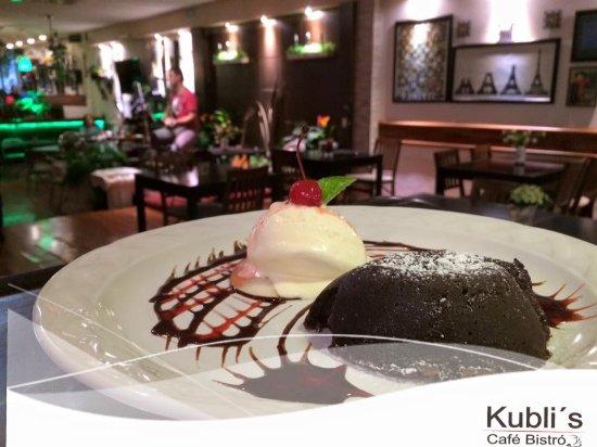 Kubli's Cafe Bistro: Brownie