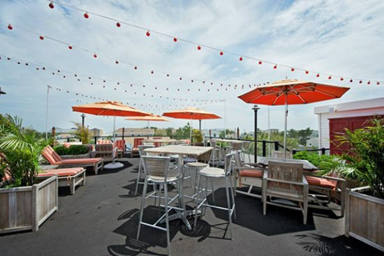 Long Beach Township, Nueva Jersey: Rooftop O Bar