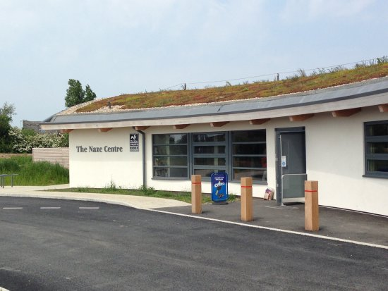 The Naze Education and Visitor Centre