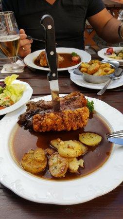 Schwarzach am Main, Deutschland: Fränkische Kost