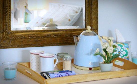 Otterham, UK: Hospitality Tray