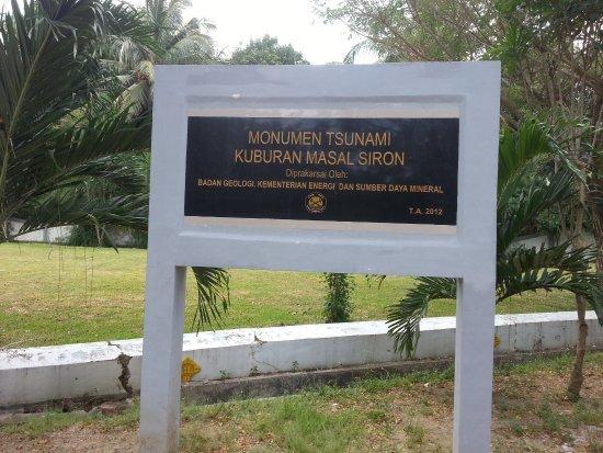 Siron Mass Grave