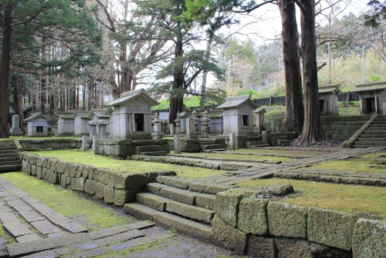 Matsumae Family Graves