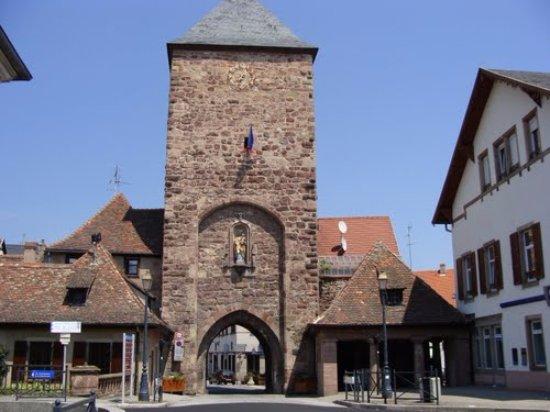Molsheim - Porte des Forgerons