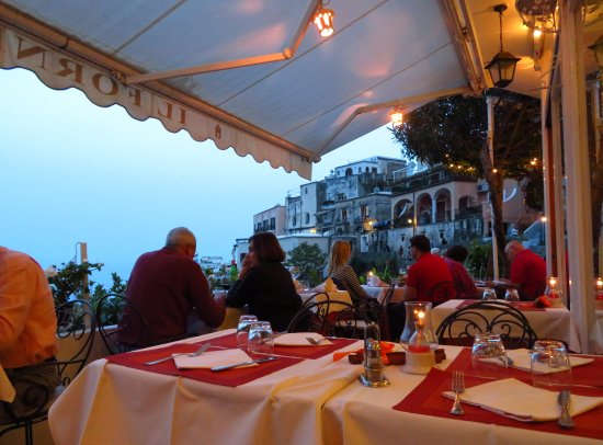 Quaint Restaurants With Sea Views