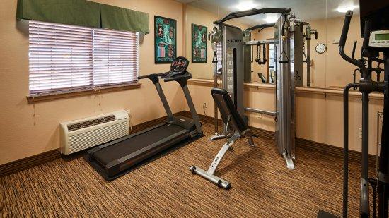 Clarendon, TX: Fitness Center